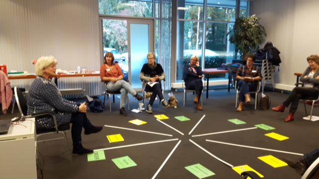 5 November de tweede groep vrijwilliger ins Apeldoorn – VPTZ module Veiligheid en Hygiene