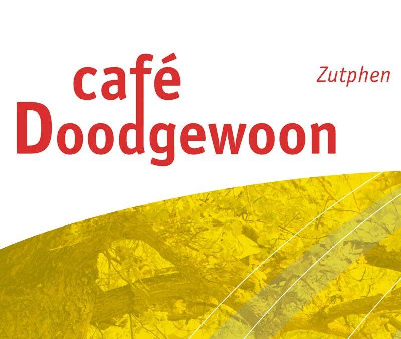 Café Doodgewoon – 26 september 2019