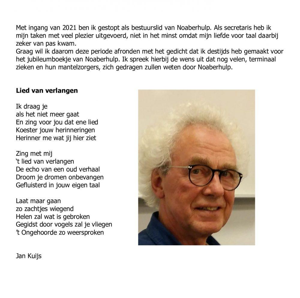Dank aan Jan Kuijs !!!